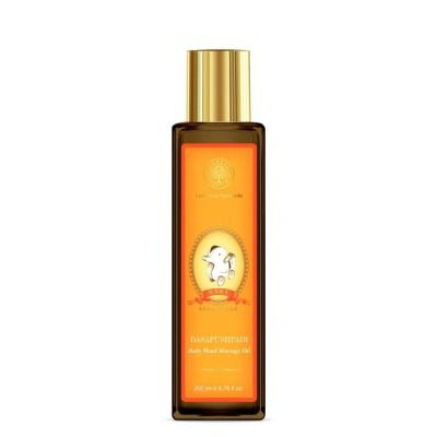 Buy Forest Essentials Dasapushpadi Baby Head Massage Oil