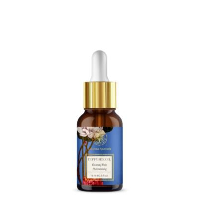 Buy Forest Essentials Kannauj Rose Blended Diffuser Oil