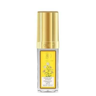 Buy Forest Essentials Light Day Madurai Jasmine and Mogra SPF 25 Lotion