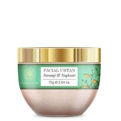 Buy Forest Essentials Narangi and Nagkesar Facial Ubtan
