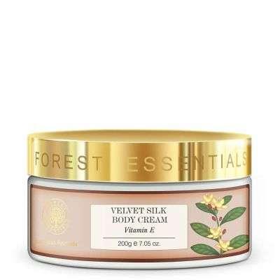 Buy Forest Essentials Vitamin E Velvet Silk Body Cream