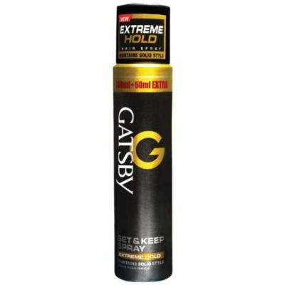 Buy Gatsby Set and Keep Spray Extreme Hold