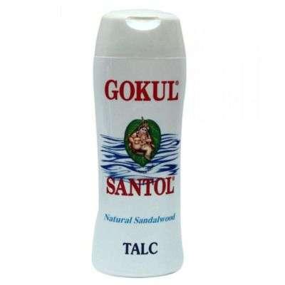 Buy Gokul Santol Talcum Powder