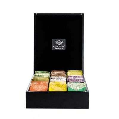 Goodwyn Tea Alluring Chest - A Royal Exotic Wooden Tea Box