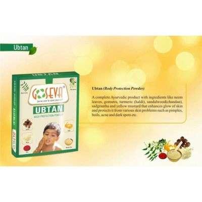 Buy Goseva Ubtan - Body Protection Powder