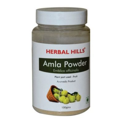 Buy Herbal Hills Amla Powder