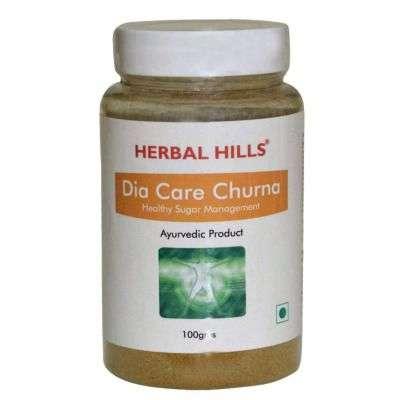 Buy Herbal Hills Dia Care Churna