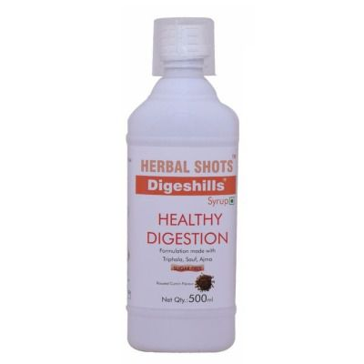 Buy Herbal Hills Digeshills Healthy Digestion Syrup Pack of 2