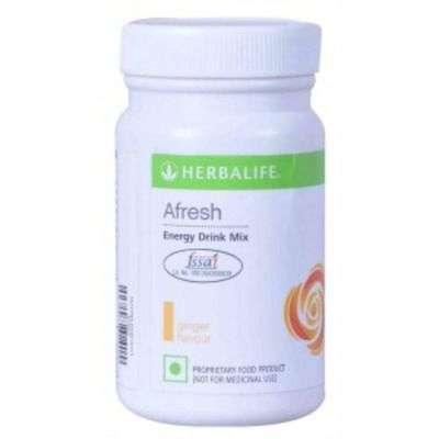 Herbalife Afresh Energy Drink Mix - 50 gm