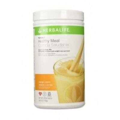 Herbalife Formula 1 Shake Weight Loss Orange Cream