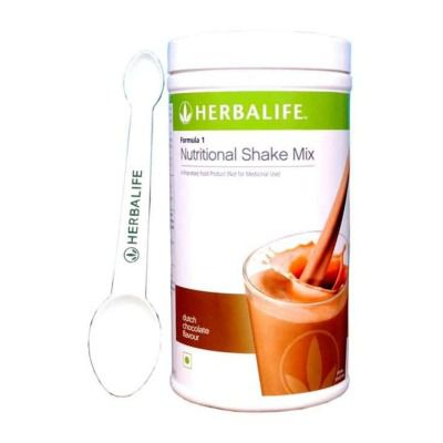 Herbalife Nutritional Shake Mix Dutch Chocolate Flavour
