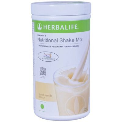 Herbalife Nutritional Shake Mix French Venilla Flavour