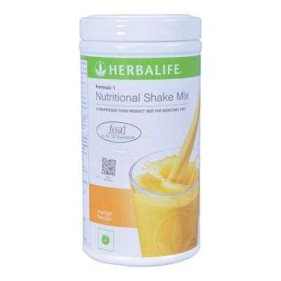 Herbalife Nutritional Shake Mix Mango Flavour