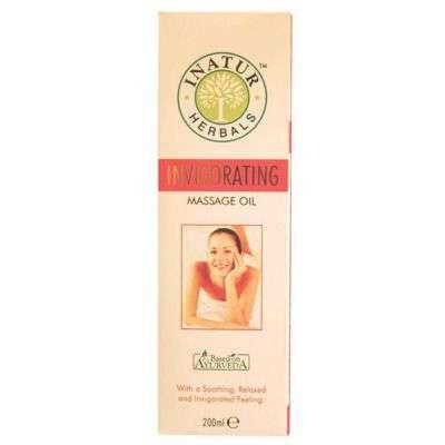 Buy Inatur Herbals Invigorating Body Massage Oil