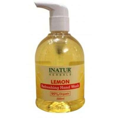 Buy Inatur Lemon Hand Wash