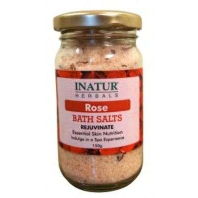 Buy Inatur Rose Bath Salt