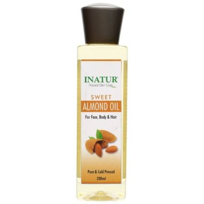 Buy Inatur Sweet Almond Oil