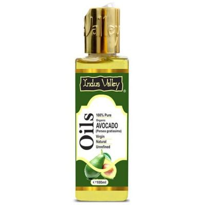 Buy Indus Valley 100% Pure Carrier Avocado Oil