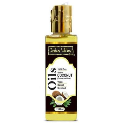 Buy Indus Valley 100% Pure Carrier Coconut Oil