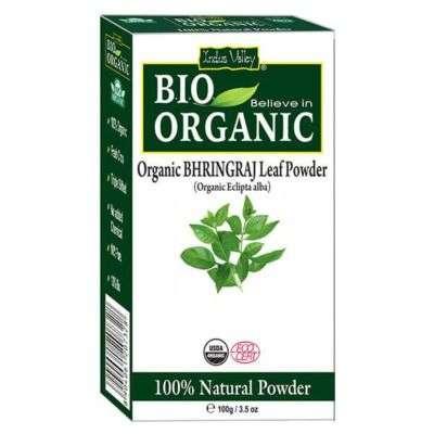 Buy Indus Valley Bio Organic Bhringraj Powder