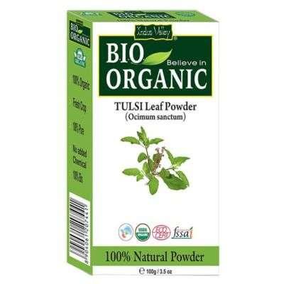 Buy Indus Valley Bio Organic Tulsi Powder