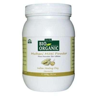 Buy Indus Valley Organic Multani Mitti Powder