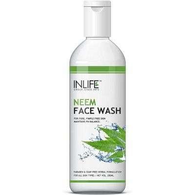 Buy Inlife Neem Face Wash