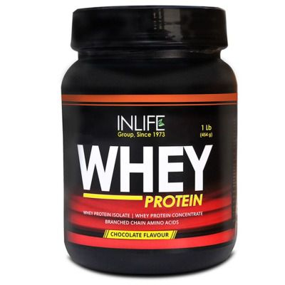 Buy Inlife Whey Protein Chocolate Flavour