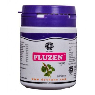 J And J Dechane Fluzen Effective And Safe Antiviral Tablets