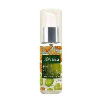 Buy Jovees Herbals Grape Seed and Almond Hair Serum