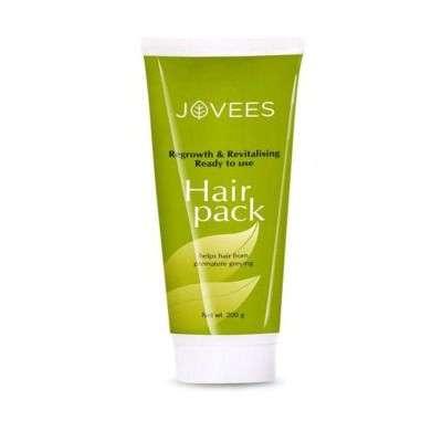 Buy Jovees Herbals Regrowth and Revitalising Hair Pack