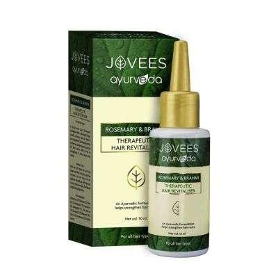 Buy Jovees Herbals Rosemary and Brahmi Ayurvedic Hair Revitaliser