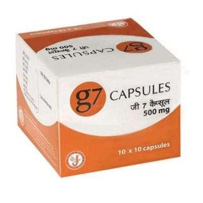 Jrk siddha G7 capsules