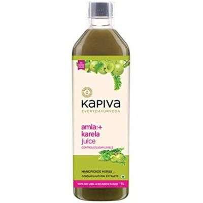 Buy Kapiva Amla + Karela Juice
