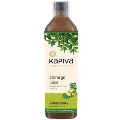 Buy Kapiva Ayurveda 100% Organic Stone Go Juice Cleanses Kidney And Urinary Bladder