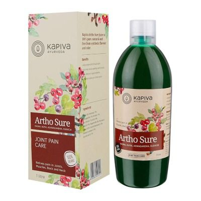 Buy Kapiva Ayurveda Artho Sure Juice