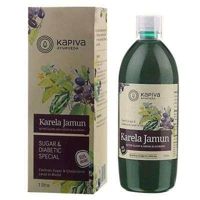 Buy Kapiva Karela Jamun Juice