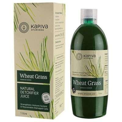 Buy Kapiva Wheat Grass Juice