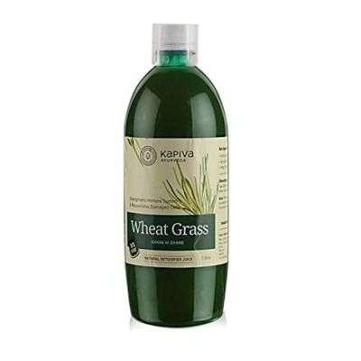 Buy Kapiva Wheatgrass Juice
