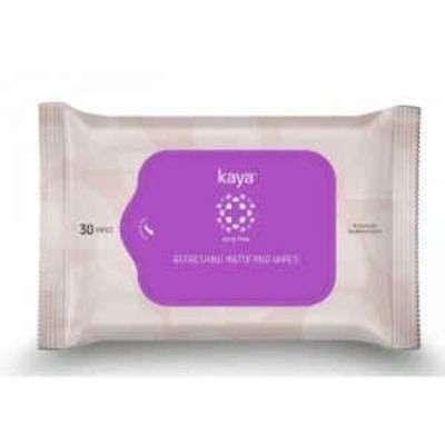 Buy Kaya Refreshing Mattifying Wipes