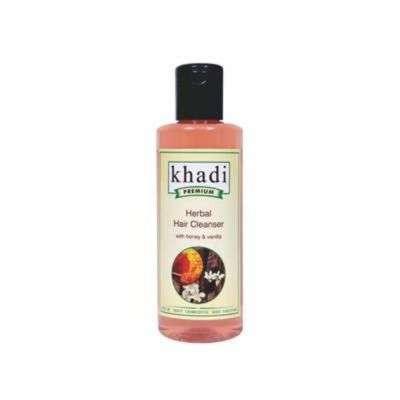 Buy Khadi Premium Herbal Hair Cleanser ( With Honey & Vanilla )
