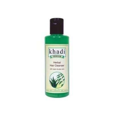 Buy Khadi Premium Herbal Hair Cleanser With Neem & Aloe Vera