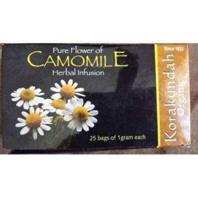 Korakundah Organic Herbal Infusion - Pure Camomile