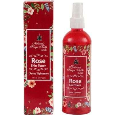Buy Kulsums Kaya Rose Skin Toner