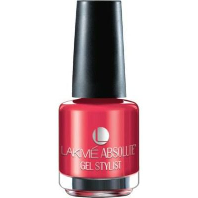 Buy Lakme Absolute Gel Stylist Nail Color - 12 ml