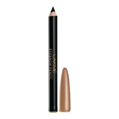 Buy Lakme Eyebrow Pencil - Black
