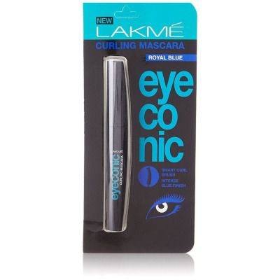 Buy Lakme Eyeconic Curling Mascara - Royal Blue