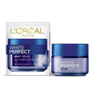 Buy L'oreal Dermo-Expertise White Perfect Soothing Cream Night