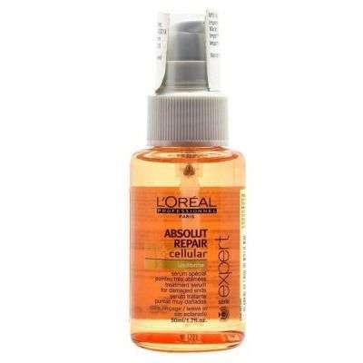 Buy L'oreal Professionnel Absolut Repair Cellular Unifibrine Treatment Serum