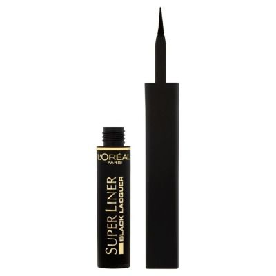 Buy L'oreal Super Waterproof Liner - Black Lacquer